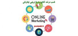 کسب درآمد آنلاین با بازاریابی اینترنتی ، بازاریابی دیجیتال ، دیجیتال مارکتینگ